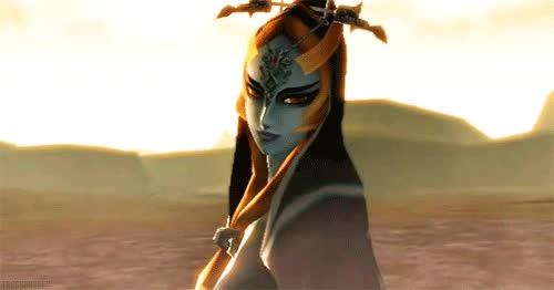 imagenes de midna de twilight princess - chicas de the legend of zelda