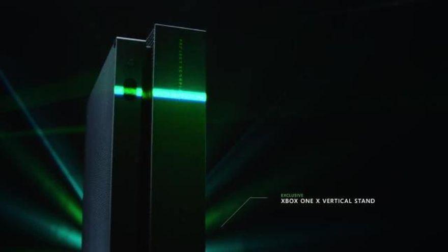 xbox one x caja