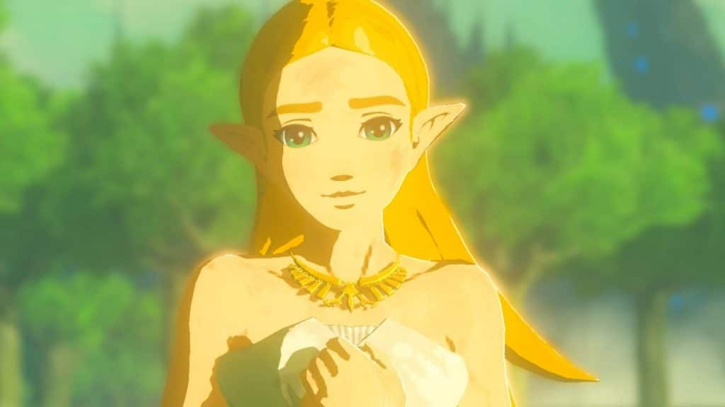 Zelda enBreath Of The Wild - chicas de the legend of zelda