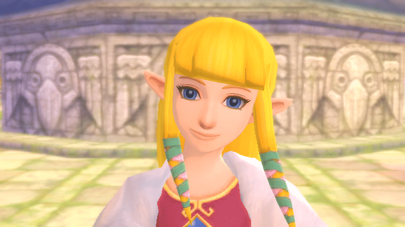 Zelda de Skyward Sword