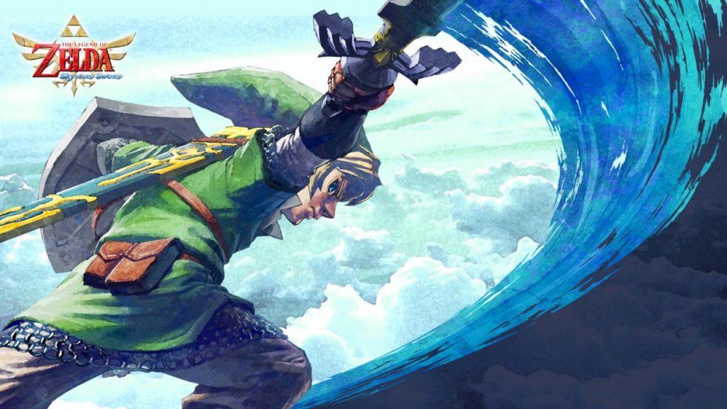Link-en-Skyward-Sword