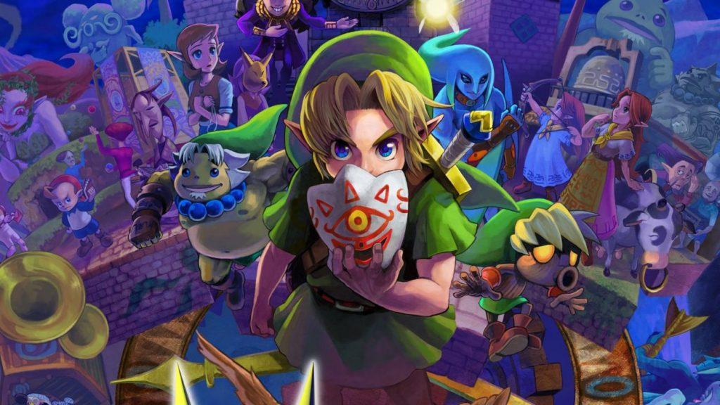 Link-en-Majora's-Mask