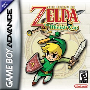 Carátula de The Minish Cap - Juegos de Zelda para consolas portátiles