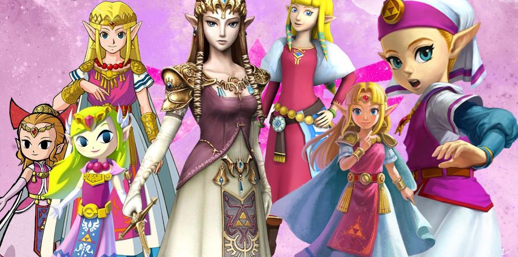 Top 5 las mejores princesas zelda de todos los tiempos - La princesse zelda ...