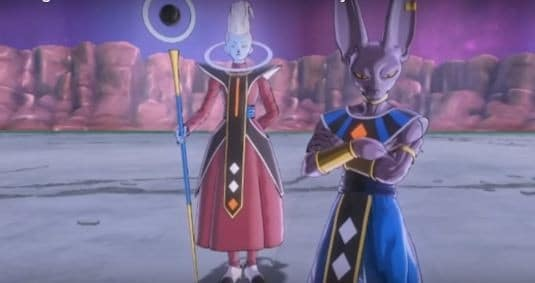DLC de Dragon Ball Xenoverse 2