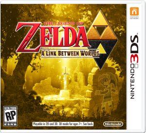 carátula A Link Between Worlds - Juegos de Zelda para consolas portátiles