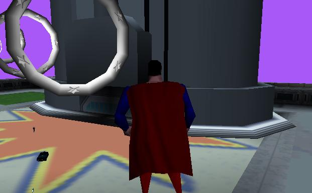 superman 64 gameplay