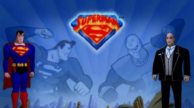 superman 64 juego original