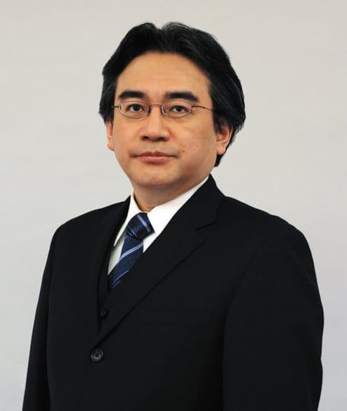quien es satoru iwata