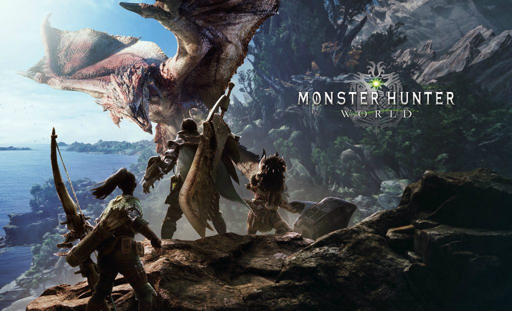 monster hunter world fecha