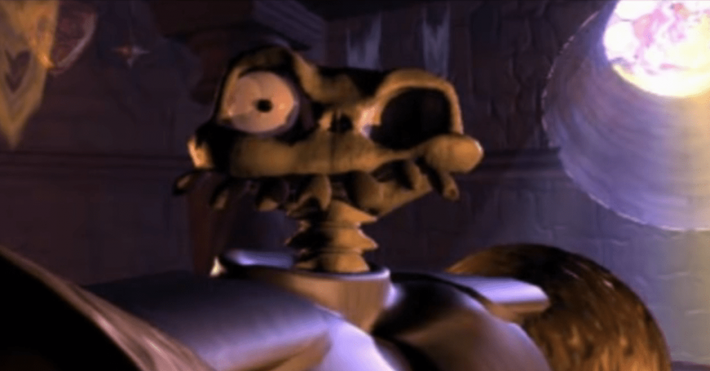 sir daniel fortesque medievil