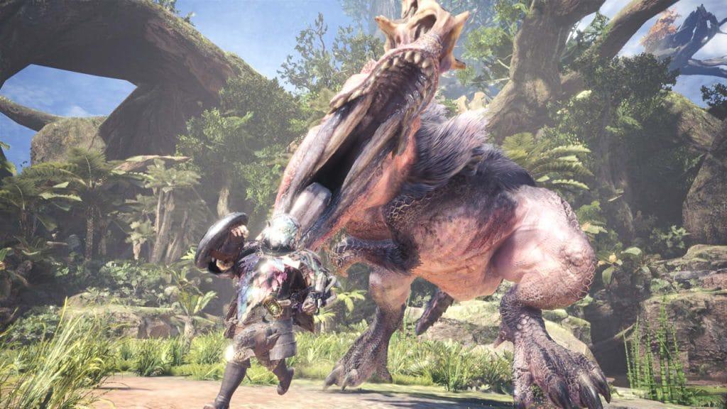 monster hunter world ps4 beta