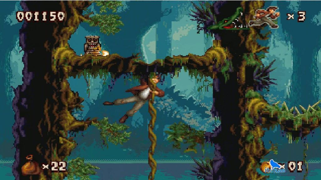 como descargar pitfall the mayan adventure
