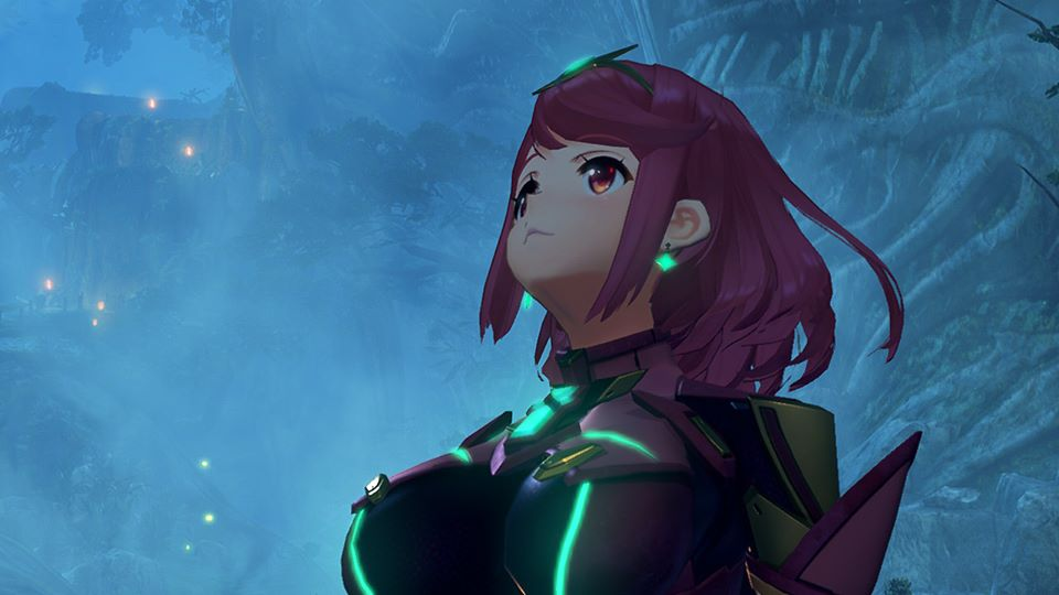 pyra xenoblade chronicles