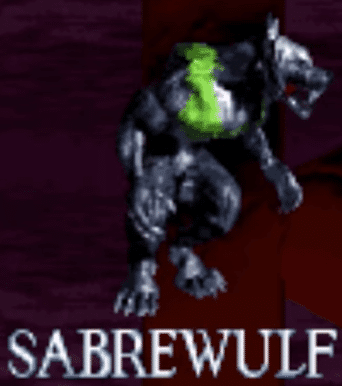 Sabrewulf Killer Instinct