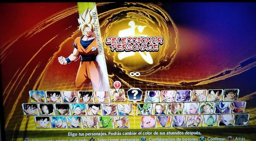 Dragon Ball FighterZ Actualizacion
