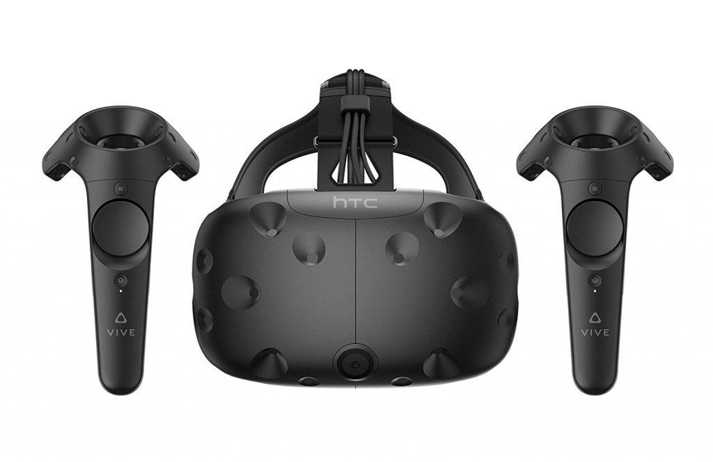 HTC Vive, precio y comparativa con otras gafas VR