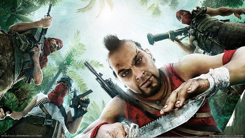 que es Far Cry 3 juego exótico