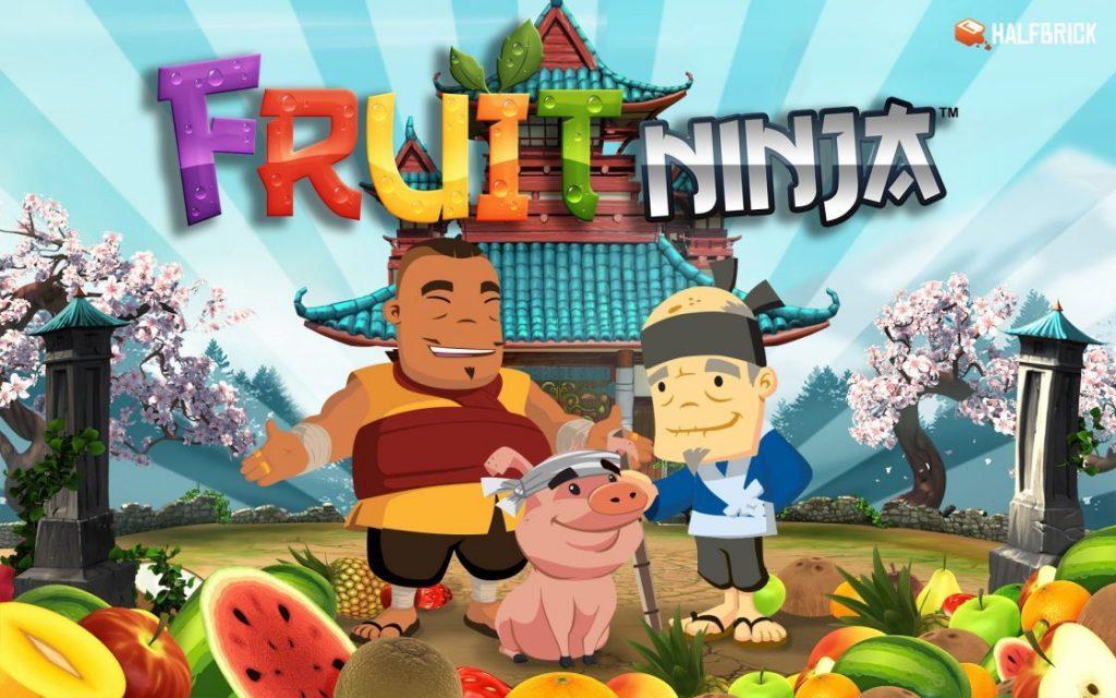 Apps de Frutas - Frutas Ninja