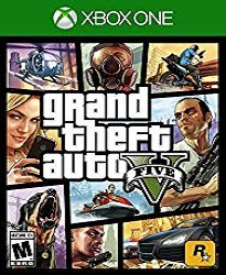 GTA V Xbox One-GTA V Xbox 360