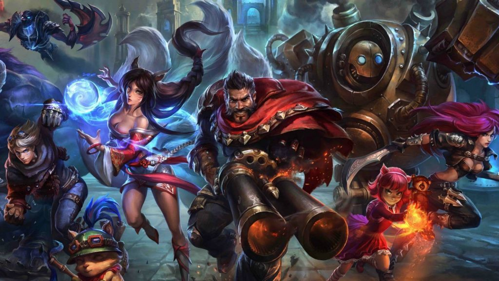 jugar league of legends