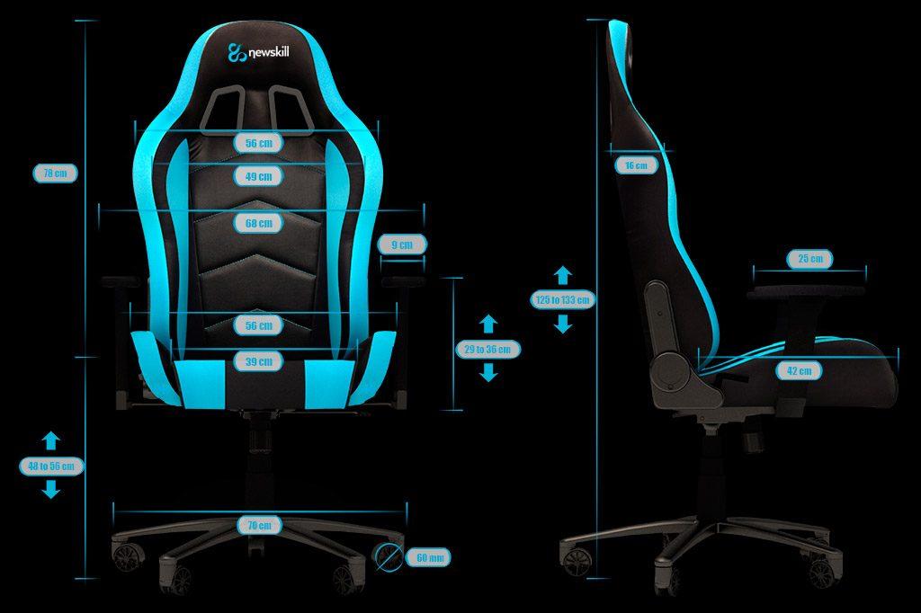 como elegir una silla gaming takamikura-silla-newskill