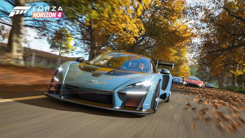Forza Horizon 4 volante PC