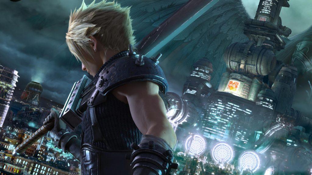 Remake de Final Fantasy VII - estado de jogo