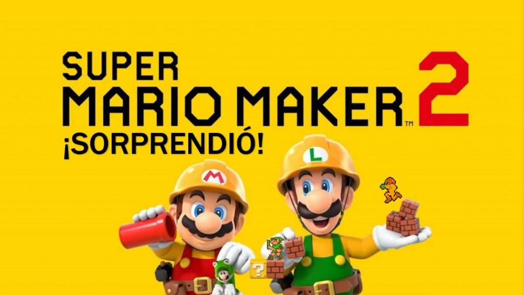 refrito super mario maker 2 nintendo switch nintendo direct