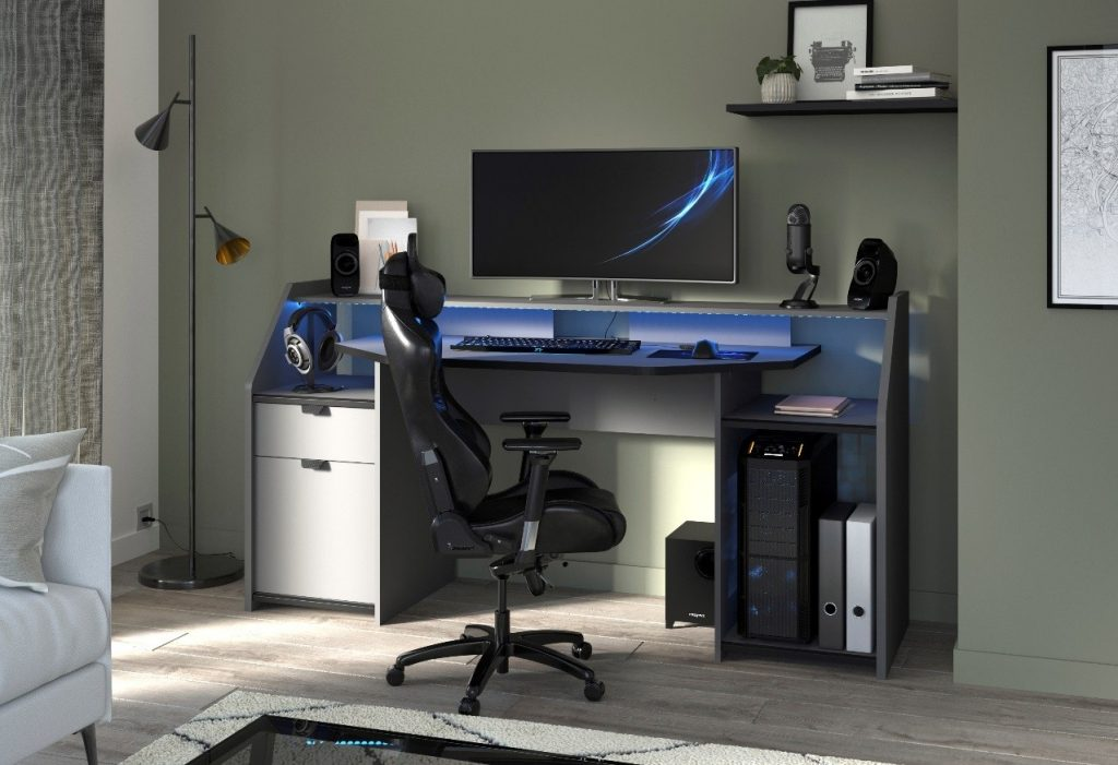 escritorio para gamers