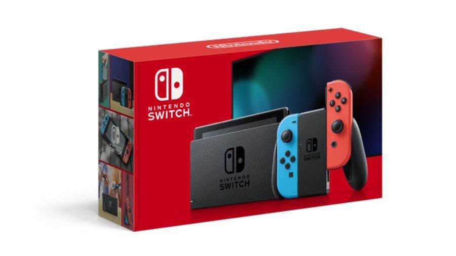 Todo sobre la Nueva Nintendo Switch Revision