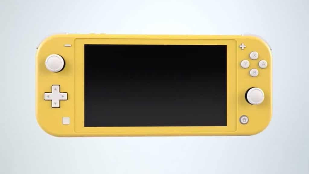 Todo Sobre Nintendo Switch Lite