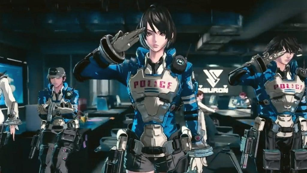 Recordatorio Astral Chain sale el 30 de Agosto en Nintendo Switch