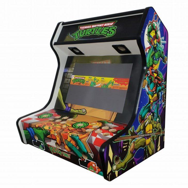 armar tu propio arcade en casa