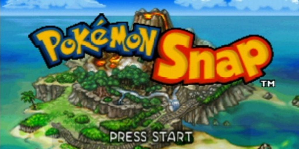 DESCARGAR POKEMON SNAP 64