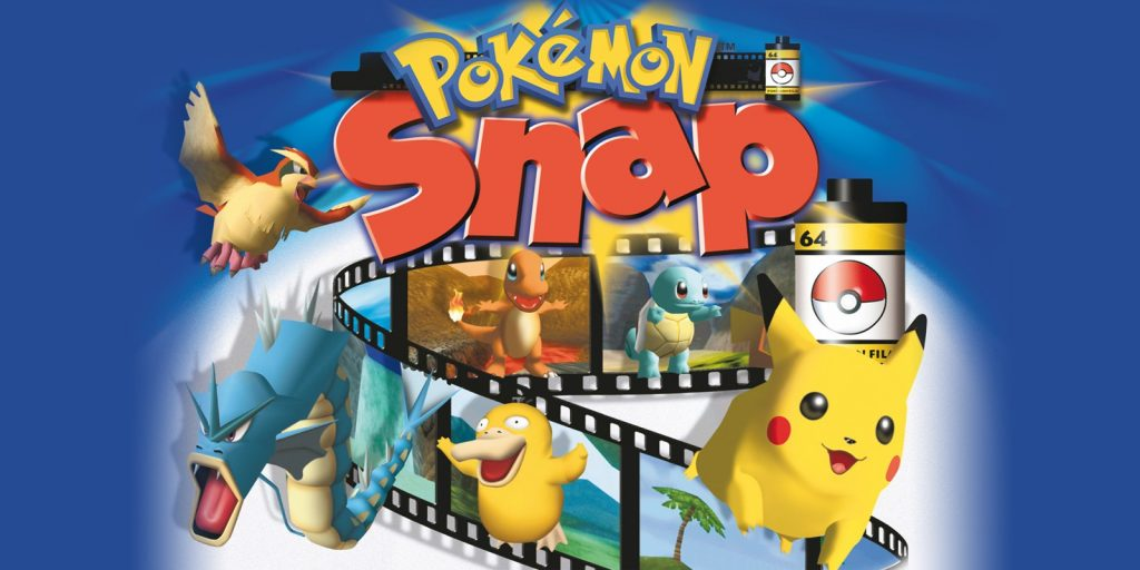 DESCARGAR POKEMON SNAP