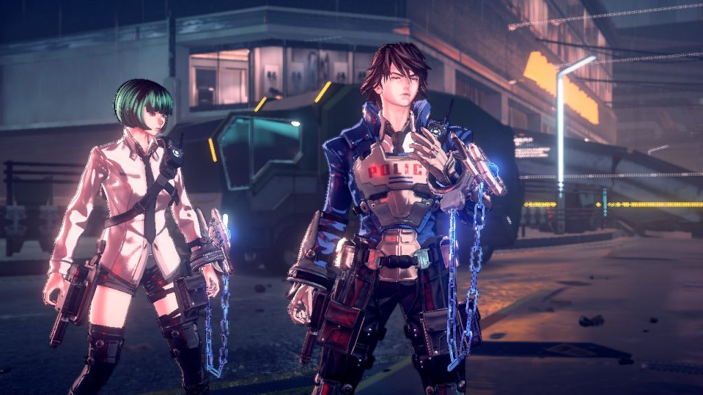 akira howard astral chain investigation