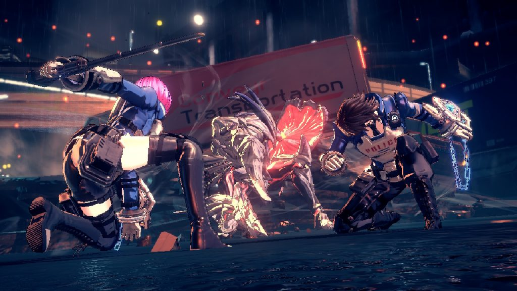 astral chain final battle