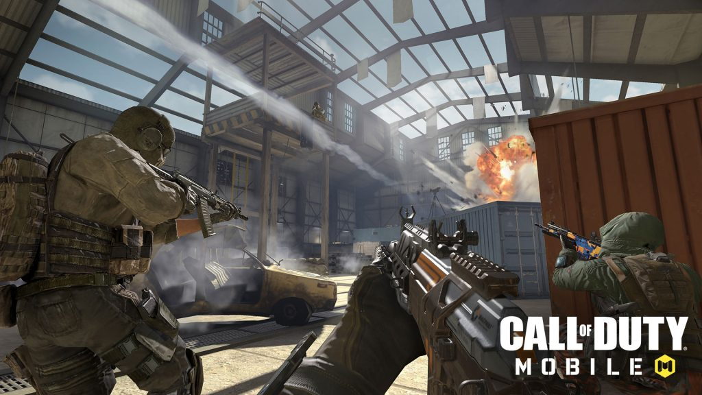 call of duty mobile trucos