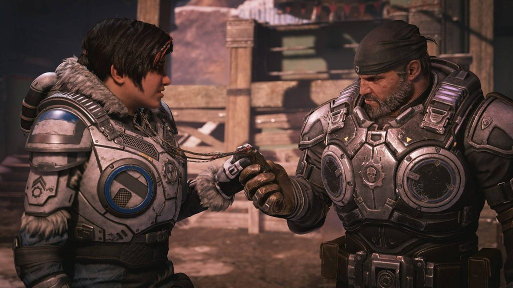 gears 5 ultimate edition PC Game Pass GOTY
