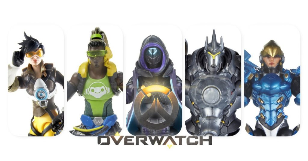 overwatch figuras ultimates