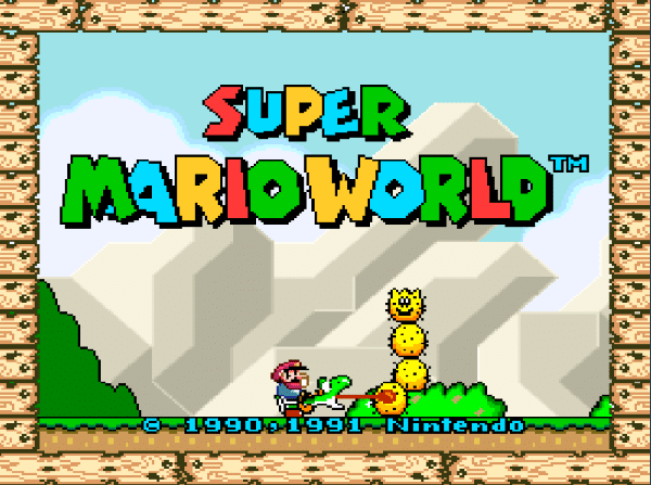 Super Mario World Online PC