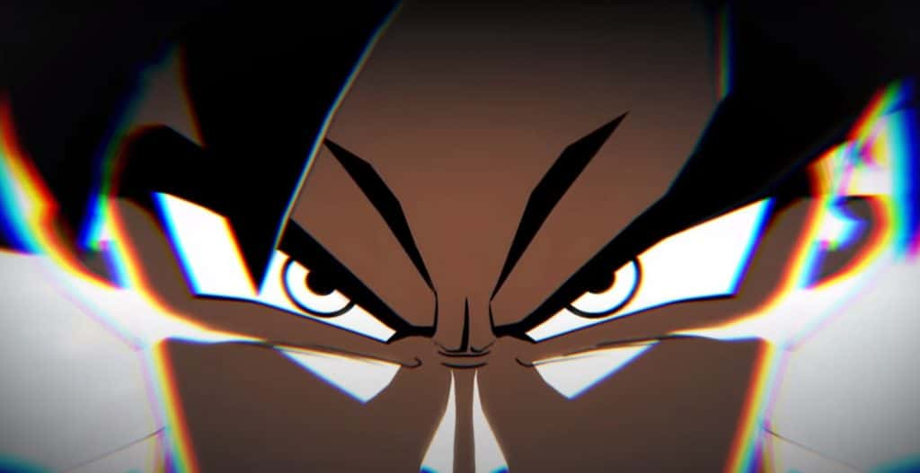 Tráiler de lanzamiento de Goku Ultra Instinto en Dragon Ball FighterZ