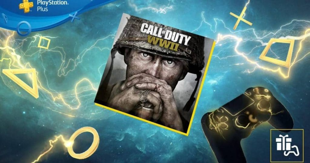 Call of Duty WWII juegos gratis PS Plus