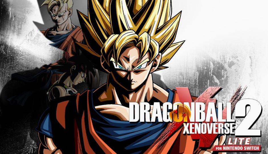 Dragon Ball Xenoverse 2 Lite para Nintendo Switch