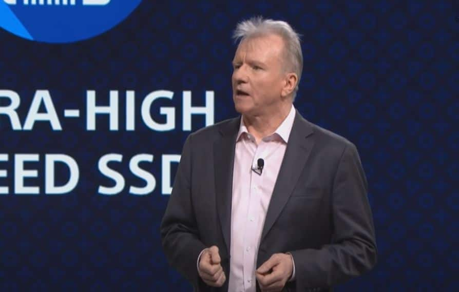 Jim Ryan presentacion PlayStation5