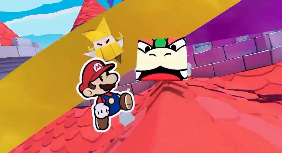 Paper Mario para Nintendo Switch