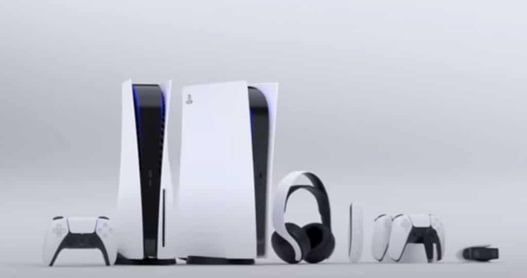 PlayStation 5 diseño y accesorios