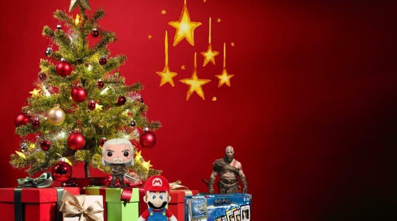 Los Mejores Regalos Gamer para las Navidades de 2021