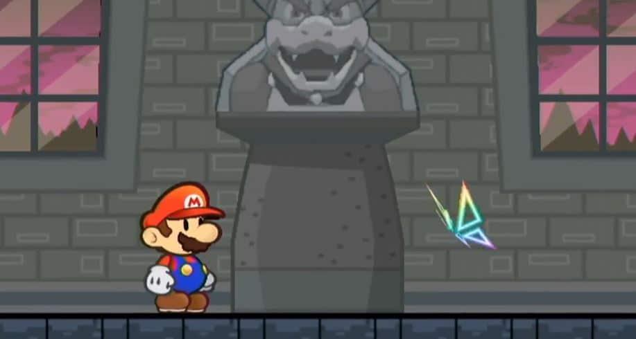 Super Paper Mario Nintendo Game Cube